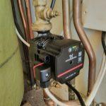New Boiler Pump